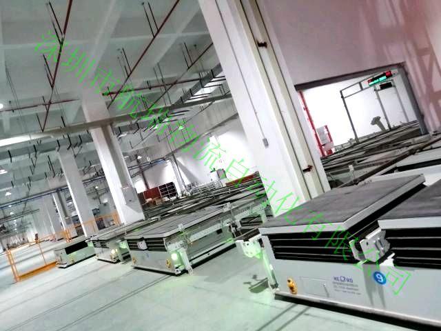 好萊客家具自動倉儲系統
