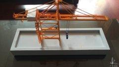 岸边集装箱起重机模型