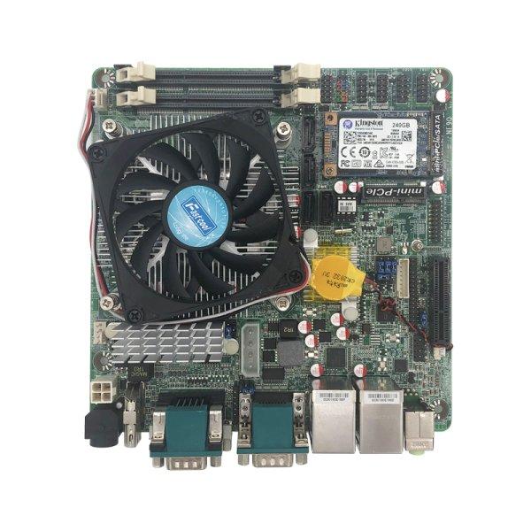 ECB-Q87C52D-ITX主板