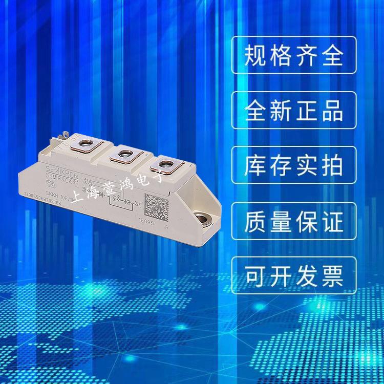 全新原装SEMIKRON西门康可控硅模块SKKH172/16E 二极管模块 现货直销