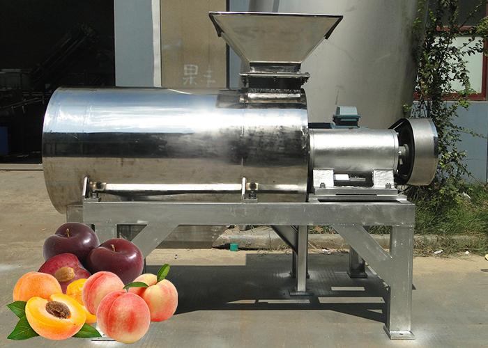 白桃果汁果醬生產線