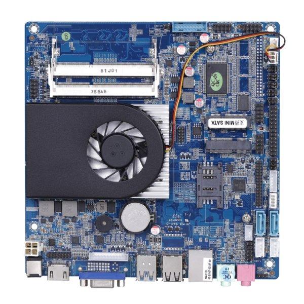 ECB-Q96C2L2-ITX主板