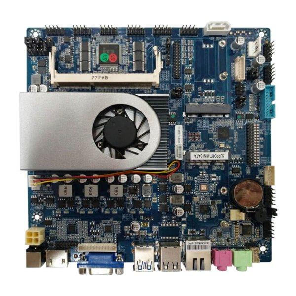 ECB-SKU62D-ITX主板