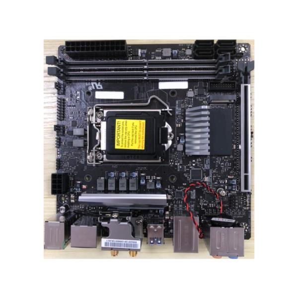 ECB-Z370C8-ITX主板