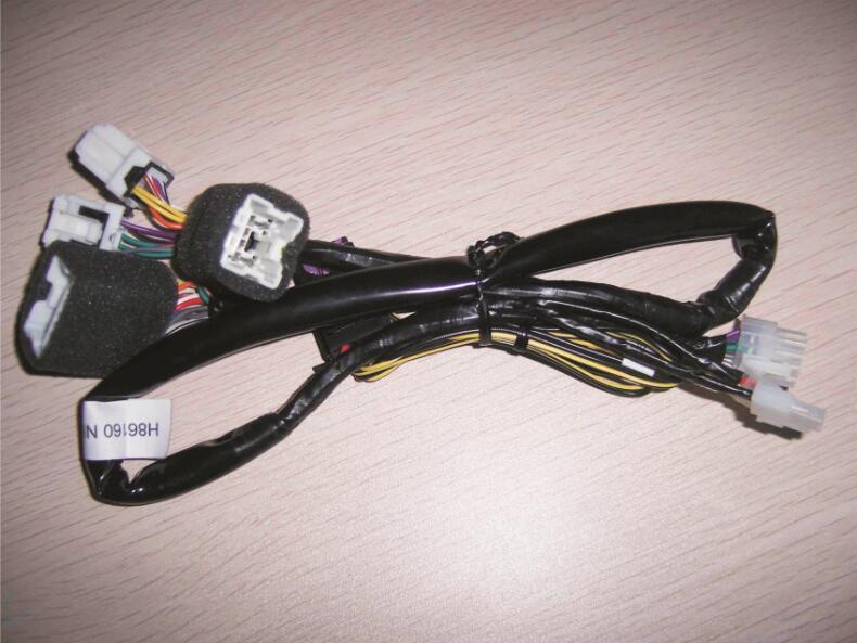 RCD-MC792 汽车摩托车喇叭改装线束_喇叭连接线