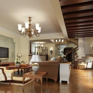 客廳裝修如何解決橫梁問題?
