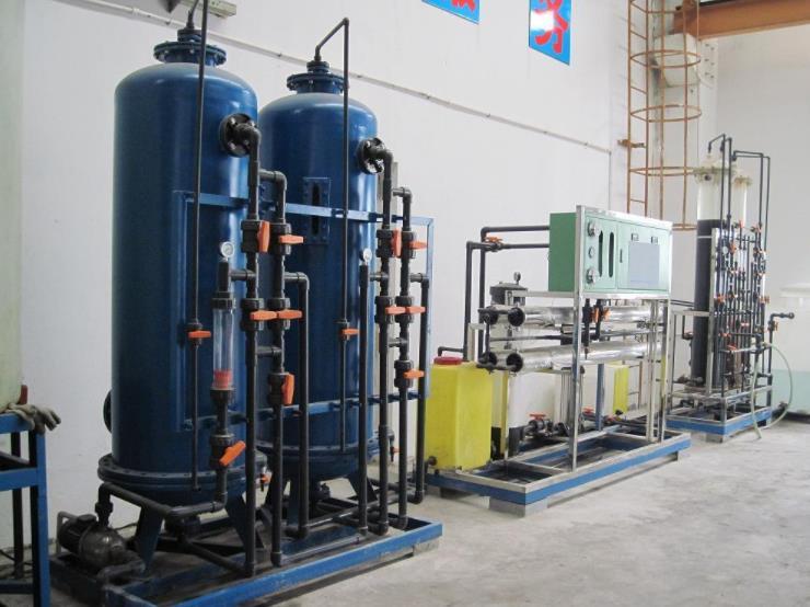 EDI超纯水设备的使用注意事项详解