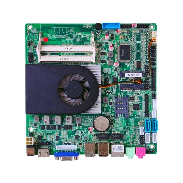 ECB-Q97C2L2-I5-ITX主板