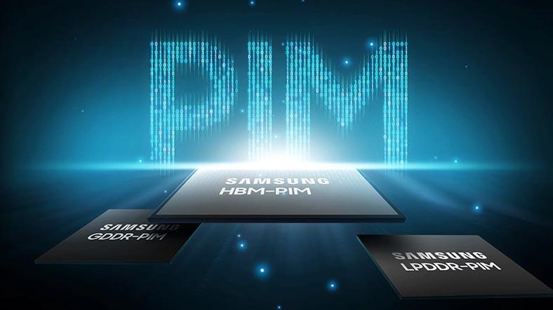 三星發布內存計算芯片HBM-PIM,性能翻倍能耗降低70%