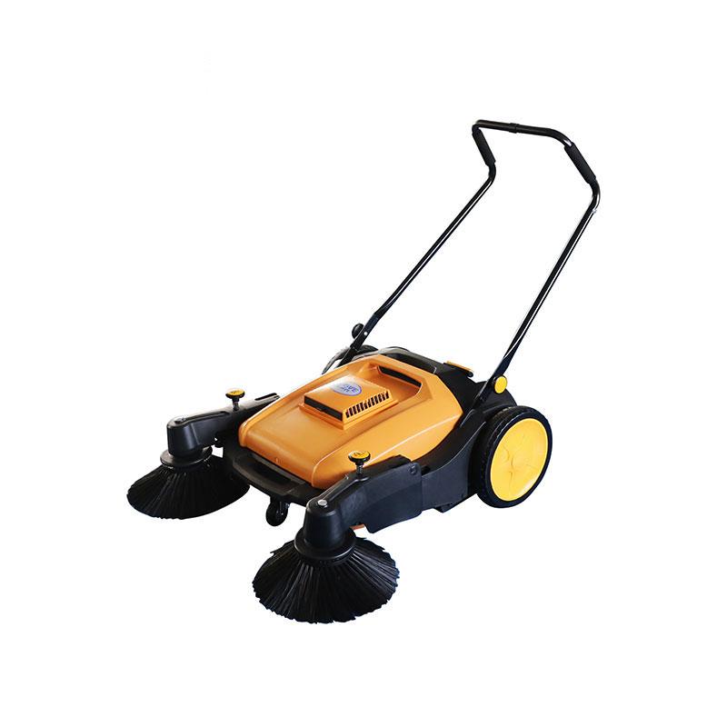 拓威克 TS-950物业保洁用吸尘扫地车 手推式无动力扫地机 可租可售 租期灵活 上门维修