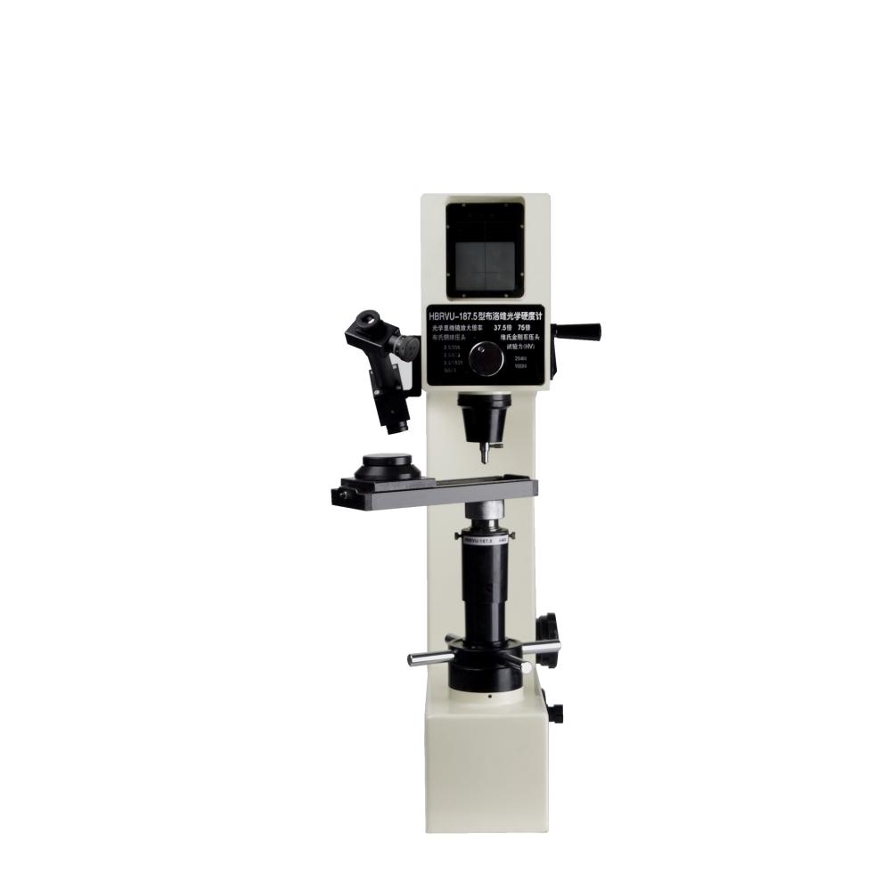 HBRVU-187.5光学布洛维硬度计