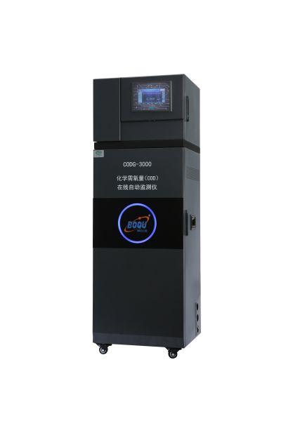 新标COD分析仪-CODG-3000COD检测仪氨氮总磷总氮水质快速测定仪悬浮物重金属BOD污水分析仪