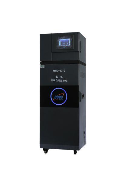 新标氨氮自动分析仪 NHNG-3010工业在线COD检测仪氨氮总磷总氮实时自动监测流量计环保数采分析