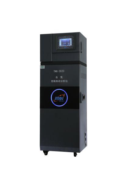新标总氮分析仪-TNG-3020在线COD监测仪 氨氮总磷总氮PH工业污水环保局联网实时检测分析仪