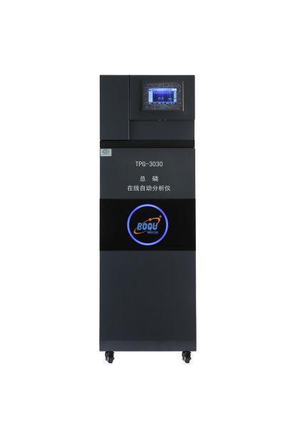 新标总磷分析仪-TP-3030工业在线COD检测仪氨氮总磷总氮监测仪BOD铜镍铬锌实时在线分析仪
