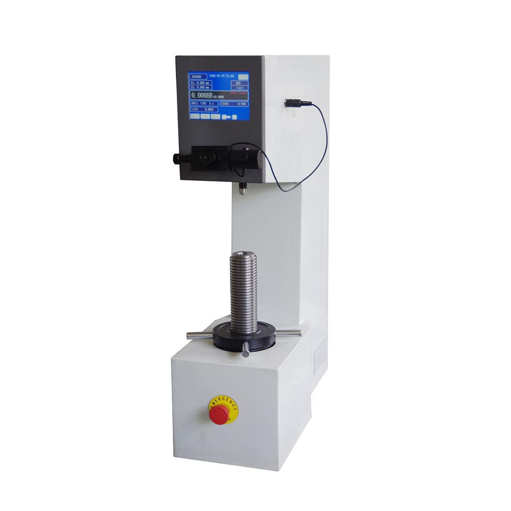 MHBS-3000AT触摸屏自动转塔数显布氏硬度计