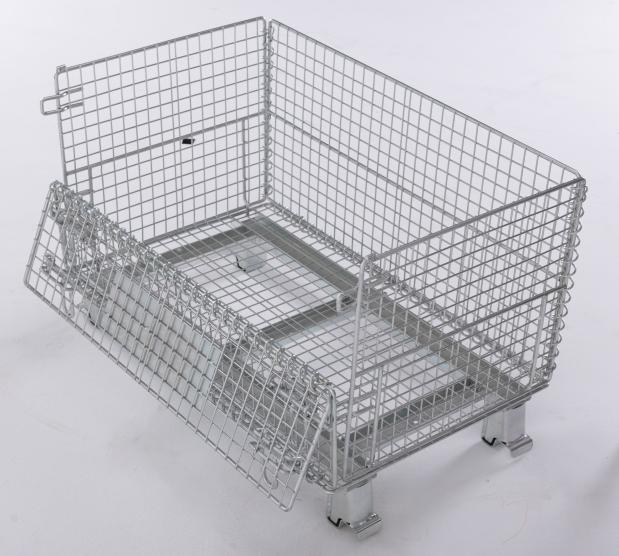 说说仓储笼在物流行业中具备的优势