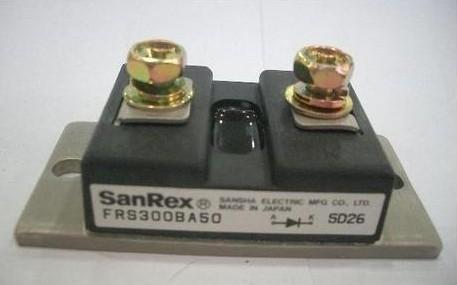 全新原装快恢复二极管模块 FRS300BA50 晶闸管可控硅厂家直销