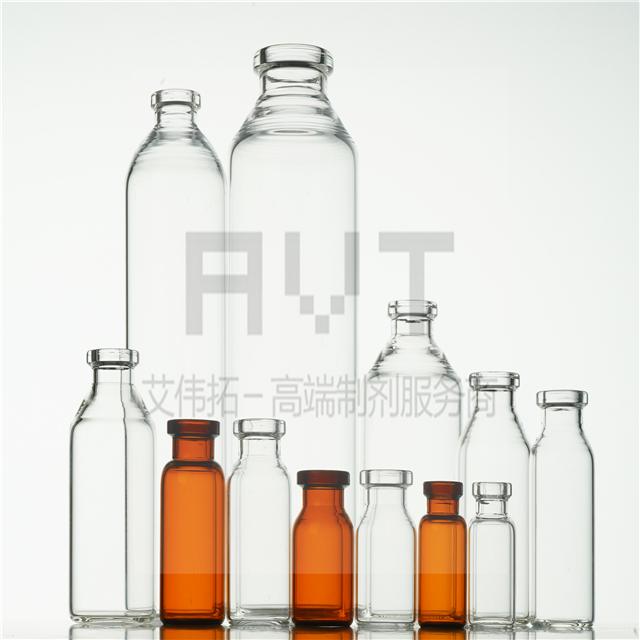 IRAS长期低碱处理管瓶