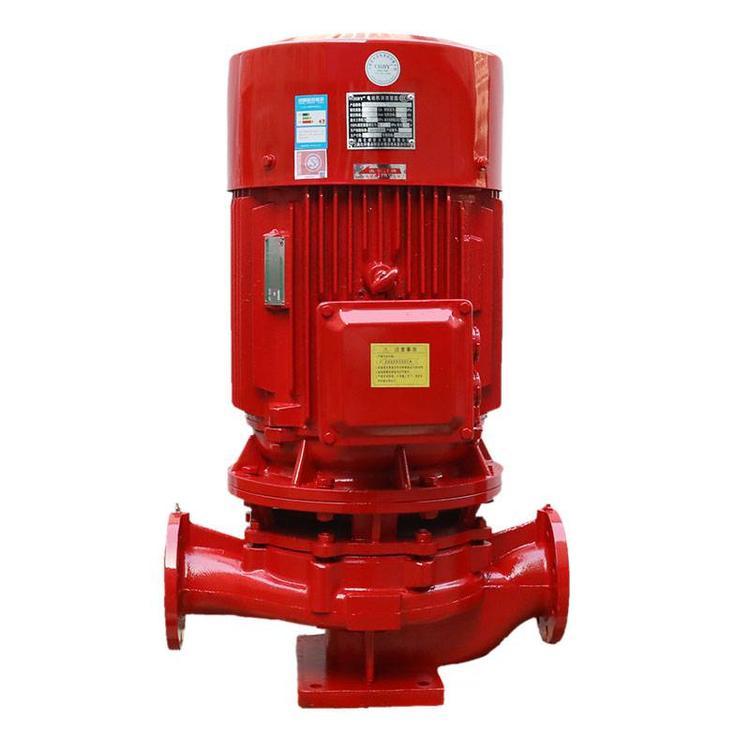 消防泵厂家直销 XBD-L系列立式单级消防泵 消防增压稳压设备 无负压变频供水设备