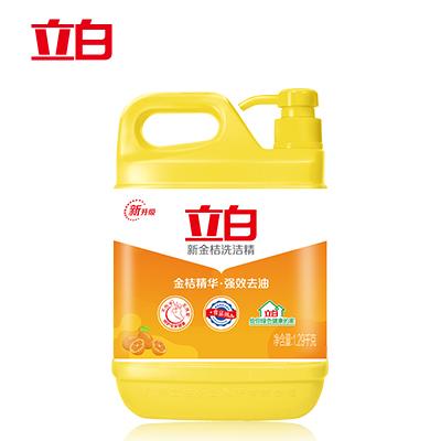 立白 新金桔洗洁精,1.29kg
