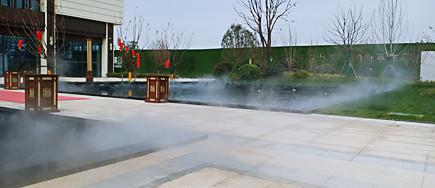 售楼处雾森系统,贝斯特全球最奢华网页雾贝斯特全球最奢华网页,家门口的