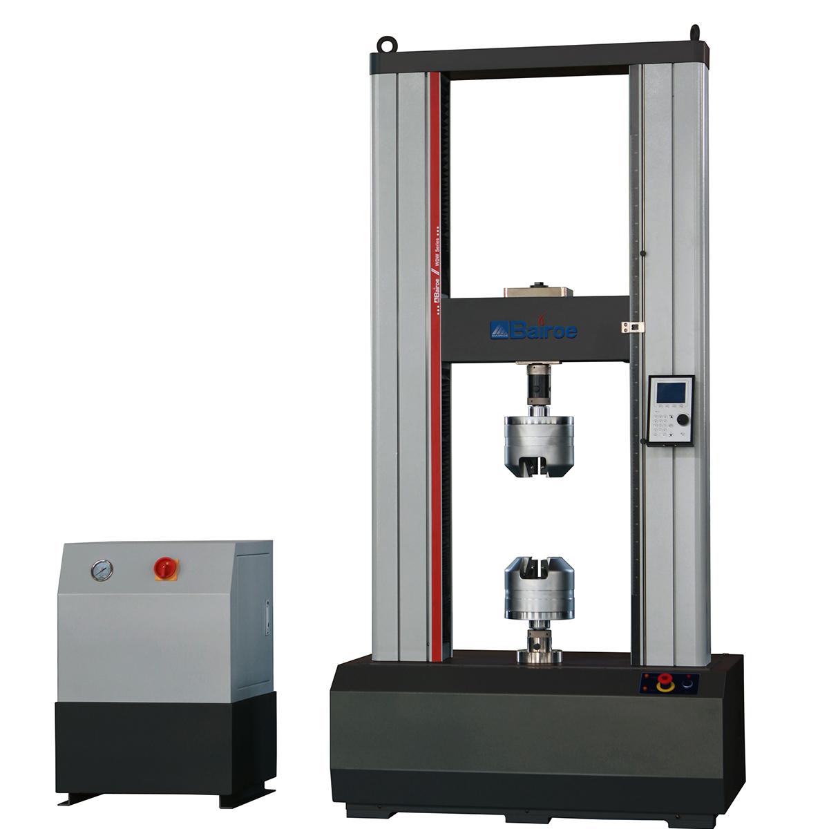 液壓夾具微機控制電子萬能試驗機