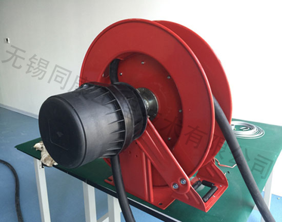 充电桩卷筒滑环系统