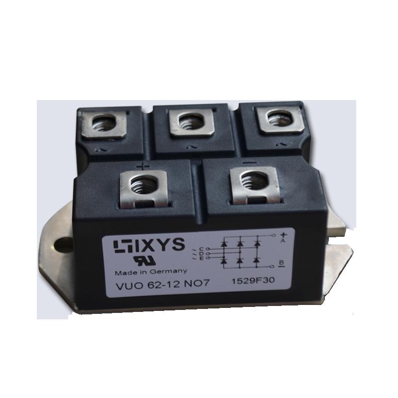 全新原装 IXYS艾赛斯整流桥模块 VUO60-16NO3 晶闸管可控硅模块