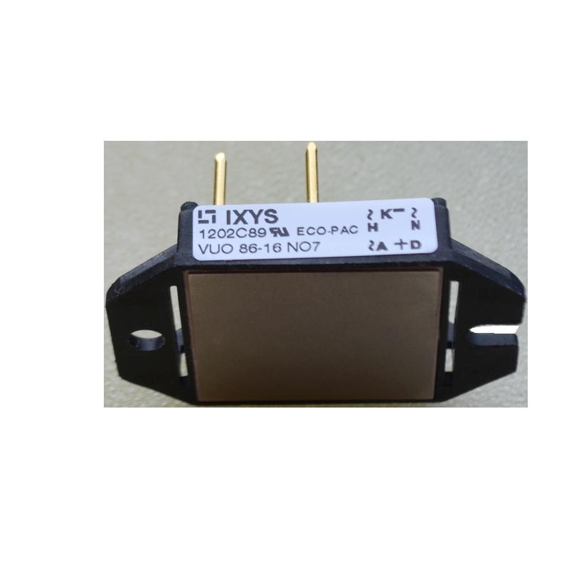 全新原装 IXYS艾赛斯整流桥模块 VUO86-16NO7  晶闸管可控硅模块