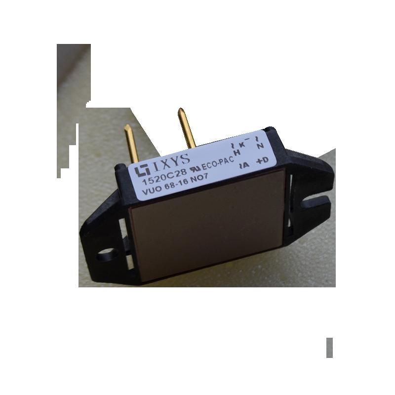 全新原装 IXYS艾赛斯整流桥模块 VUO68-12N07  晶闸管可控硅模块