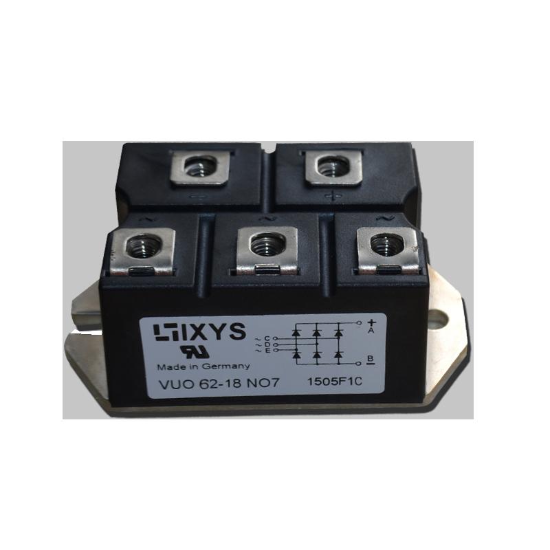 全新原装 IXYS艾赛斯整流桥模块 VUO60-18NO3 晶闸管可控硅模块
