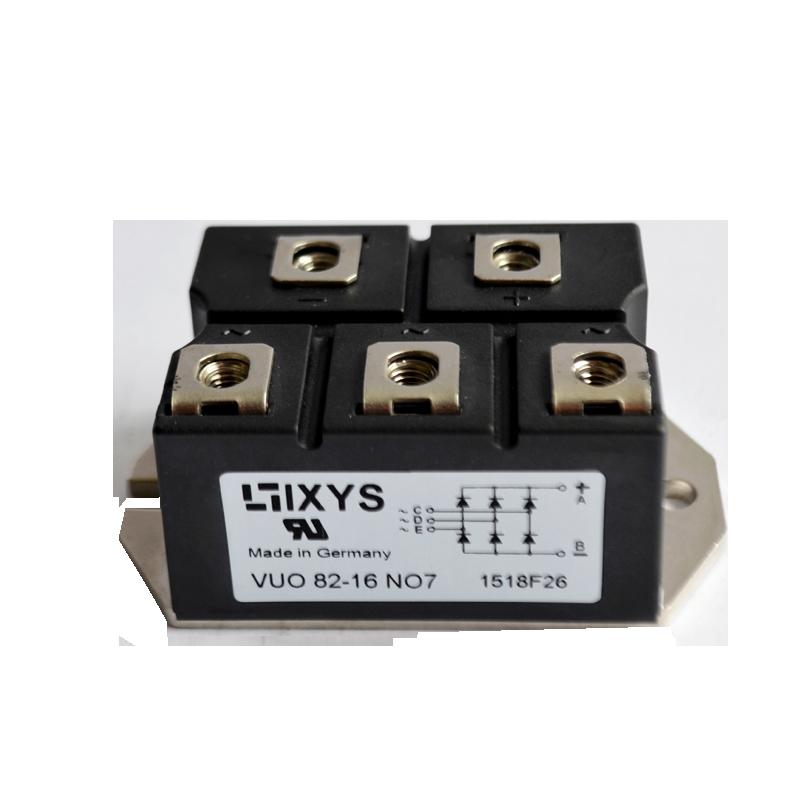 全新原装 IXYS艾赛斯整流桥模块 VUO80-16NO1 晶闸管可控硅模块