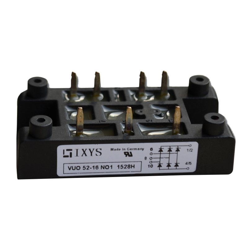 全新原装 IXYS艾赛斯整流桥模块 VUO52-16NO1晶闸管可控硅模块