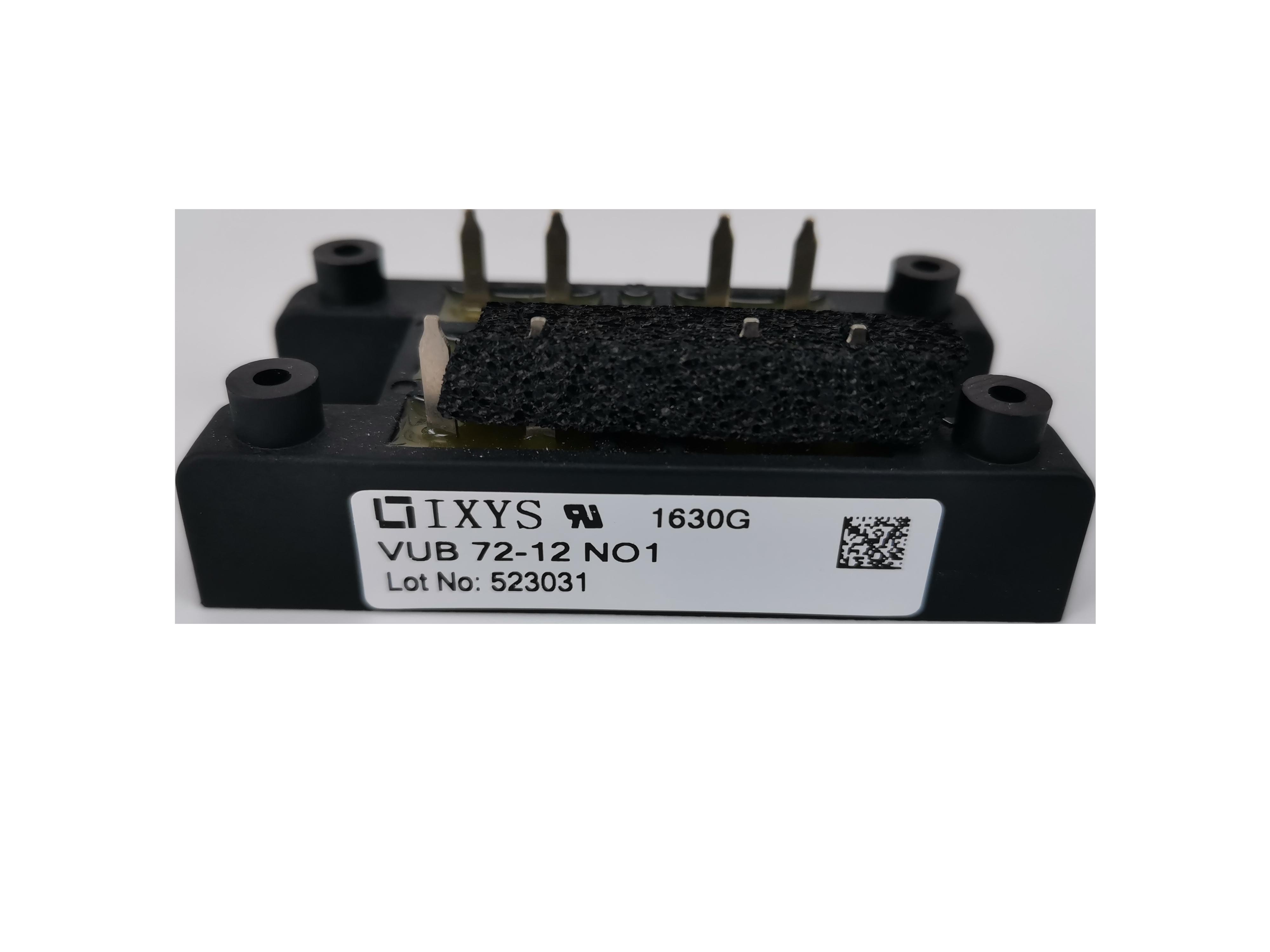 全新原装 IXYS艾赛斯整流桥模块 VUB60-12NO1  晶闸管可控硅模块