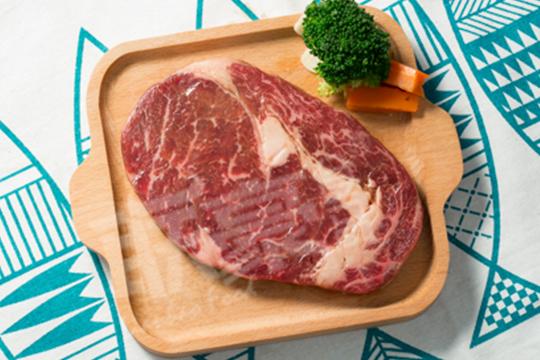 沙朗牛排(超市袋裝)