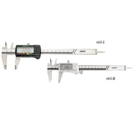 電子數顯卡尺 605(Ⅰ型、Ⅱ型)