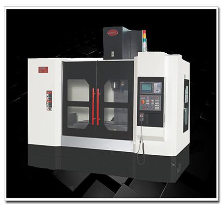 高剛性硬軌加工中心VMC-855