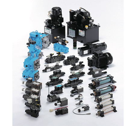 產業機械用液壓元件