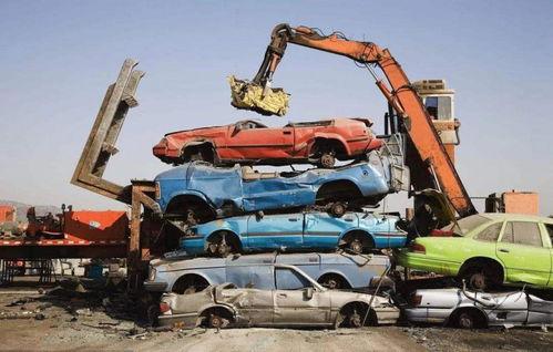 一些南昌报废汽车回收价格已经上涨了20%以上
