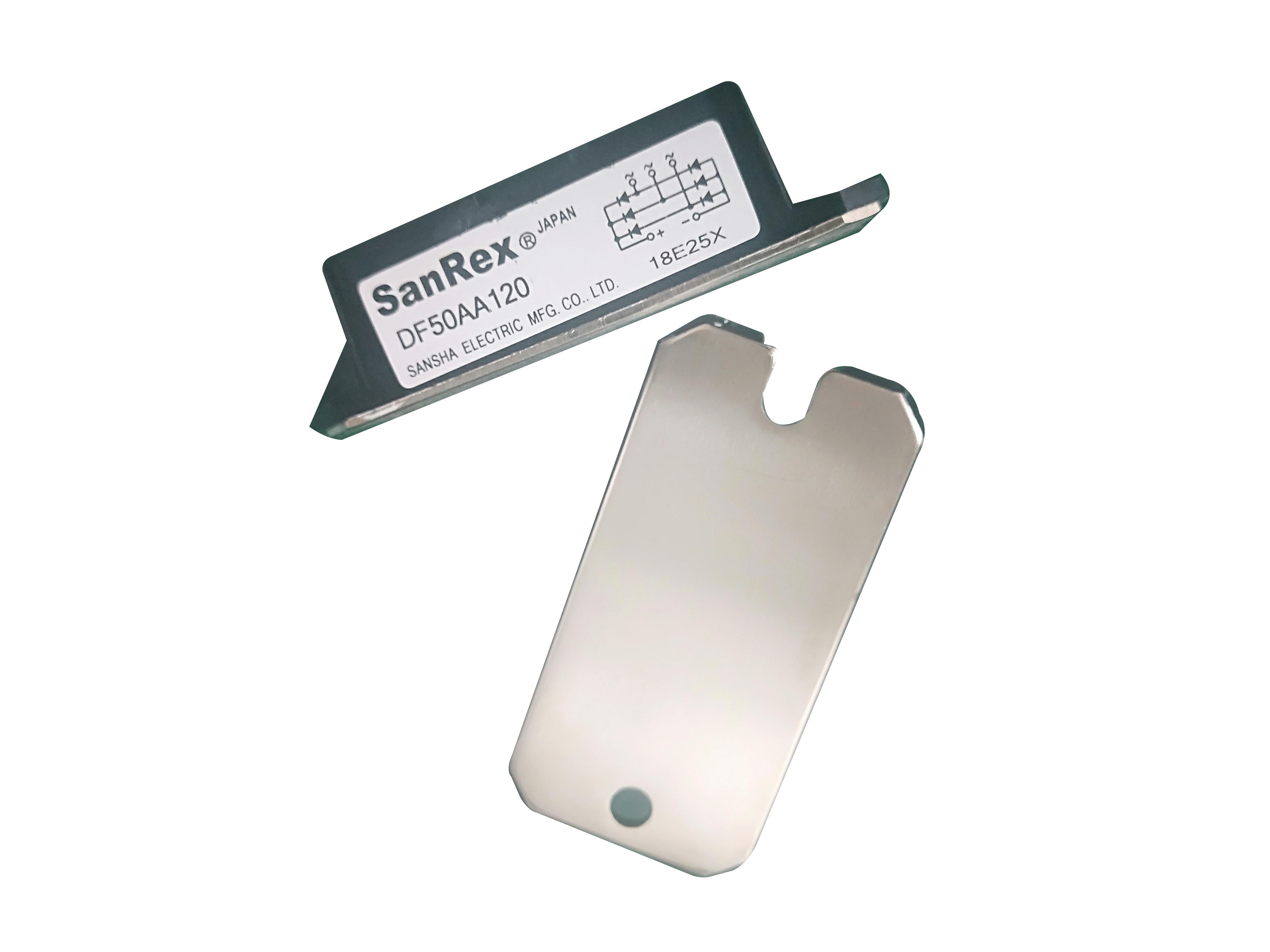 三社整流桥模块 DF50AA120 可控硅模块 全新原装现货 直销
