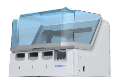 全自动生化免疫分析仪