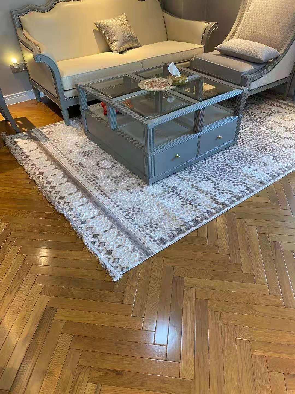 手工地毯与手工真丝地毯是两回事