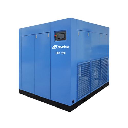 寶風空壓機-GGV-200-兩級壓縮空壓機