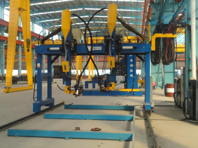 龙门式自动焊机