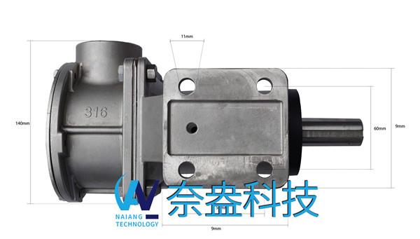 食品级柔性叶轮泵、船用叶轮泵SP220