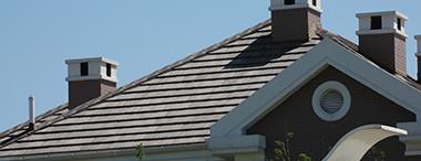 是什么引起的屋面瓦褪色呢?——四川康乾捷瑞建设工程有限公司