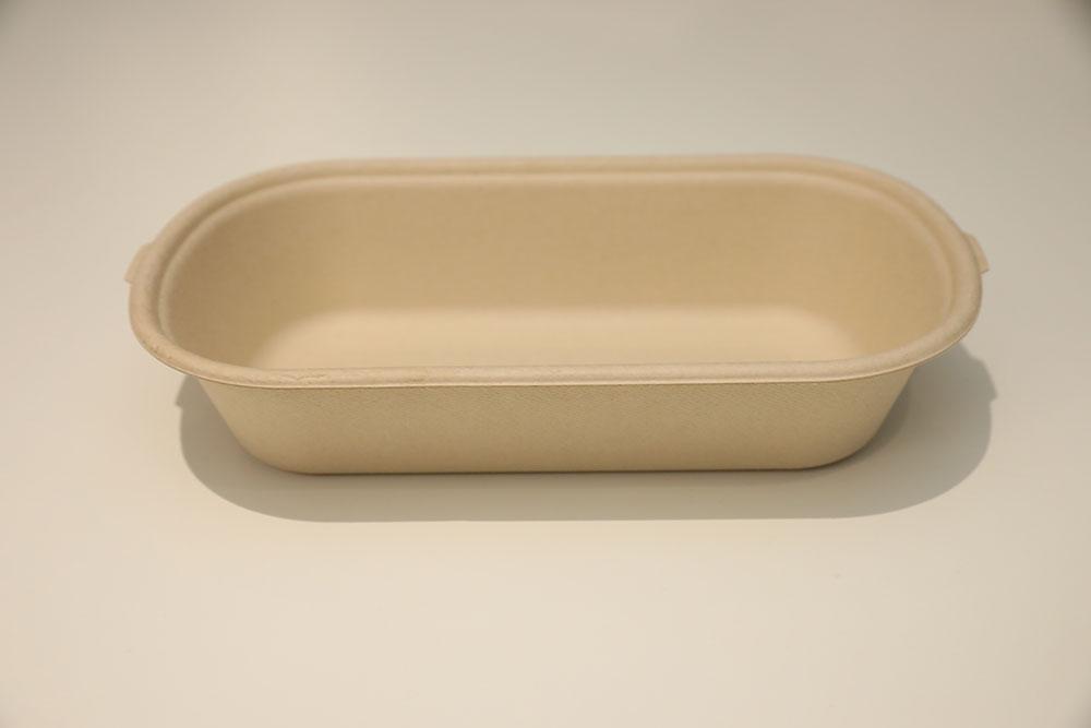 850ml午餐盒底T扣-L230.5xW132.5xH47