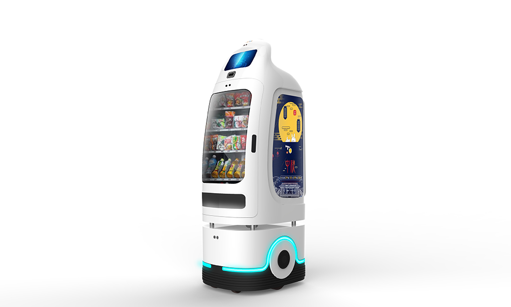 移动售货机器人设计