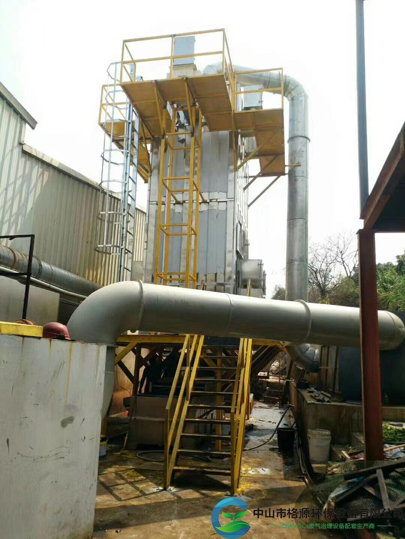 湿电工程案例